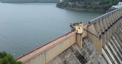 Srisailam Project