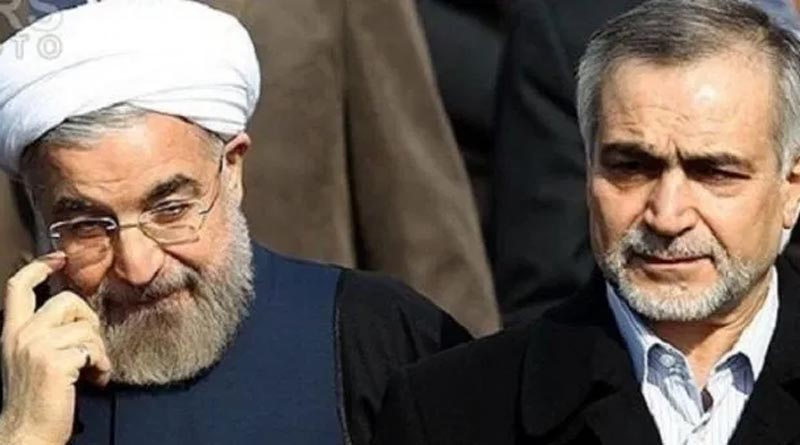hassan rouhani and his brother