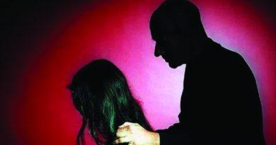 Mass rape on a woman