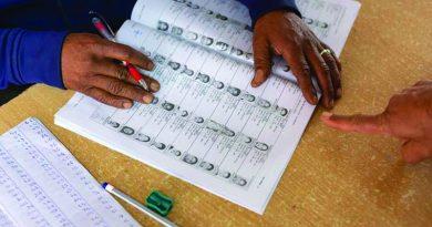 Nizamabad municipal elections