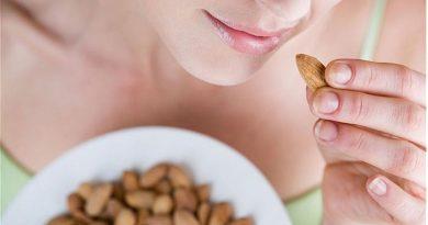 Nutritional almonds