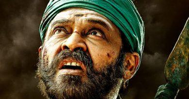 Venkatesh Movie Narappa Poster