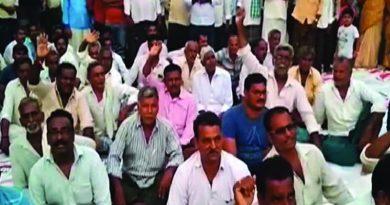 Amaravati farmers