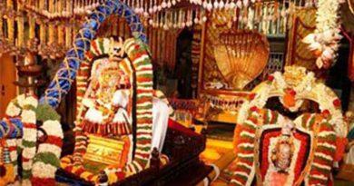 Surya Jayanati Veduka in TTD