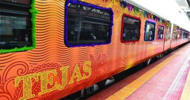 Tejas Express private train