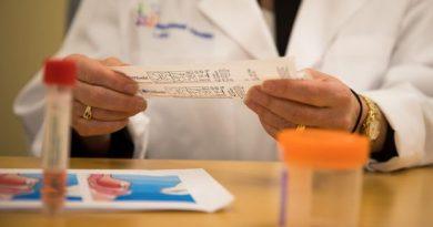 Coronavirus tests underway