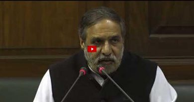 Anand Sharma in Parliament House