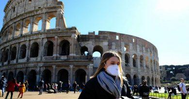 Coronavirus Cases in Italy
