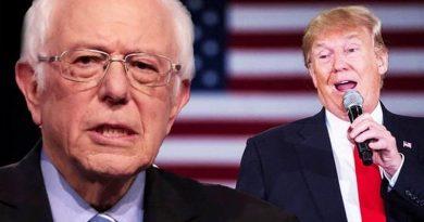 Donald Trump-Berney Sanders