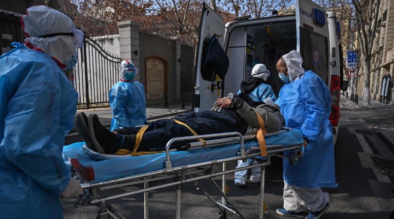 Italy corona virus patients