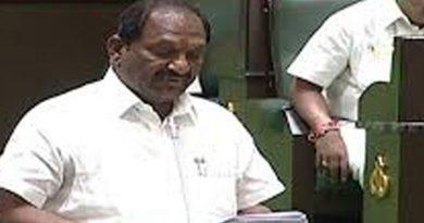Minister Koppula Eshwar