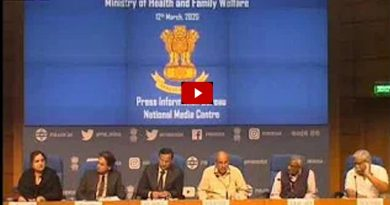 Press Conference by Health Ministry