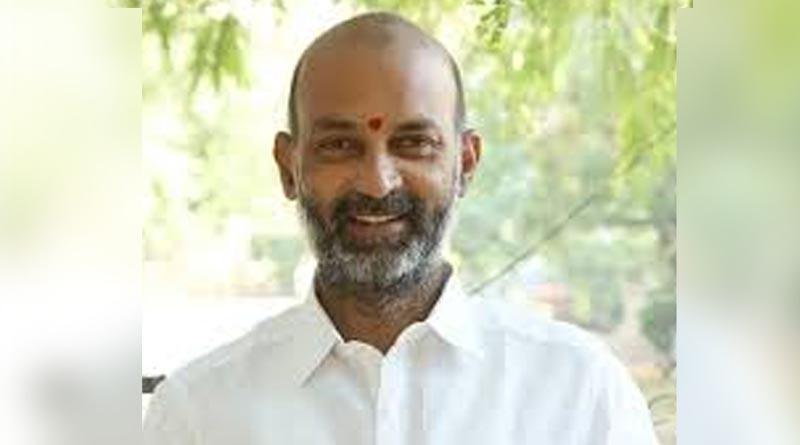 Telangana BJP President Bandy Sanjay
