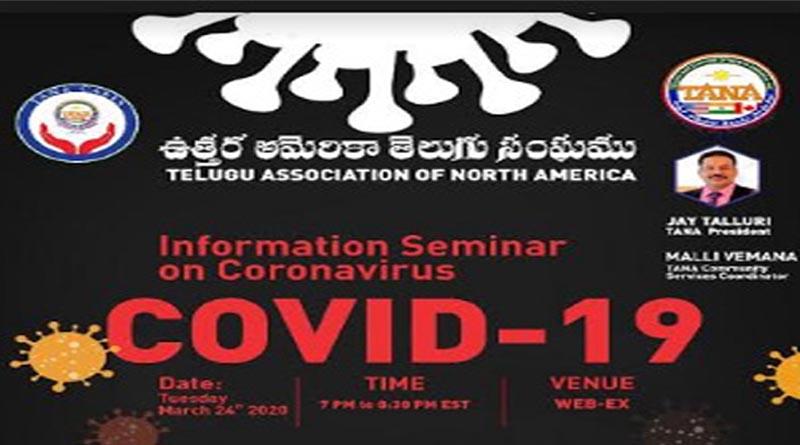 Web Seminar on covid19