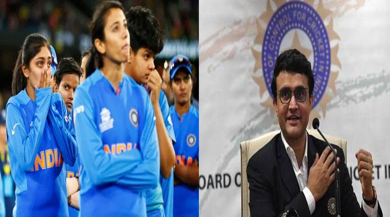 Women's Team Did a Great Job-Sourav Ganguly