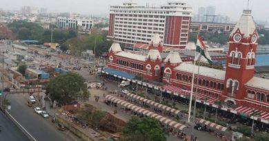 janata curfew in TamilNadu