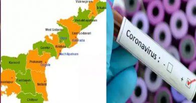 Corona Cases in Andhra Pradesh
