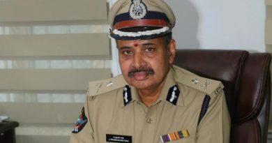 Guntur Range IG Prabhakar Rao
