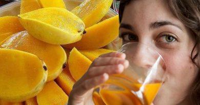 Mango, which boosts immunity