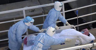 died corona patient
