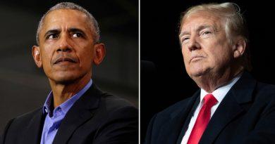 Trump fails to control Corona:: Obama