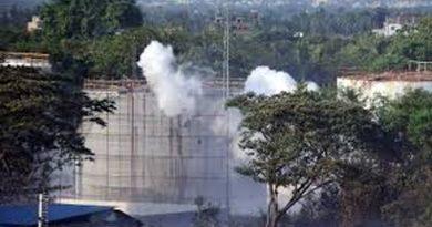 Vizag Gas leakage