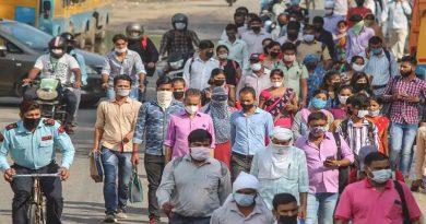 భారత్లో ఒక్కరోజులో 14,821 కొత్త కేసులు