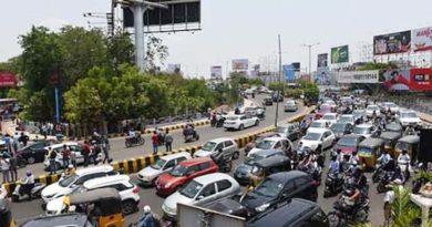 హైదరాబాద్లో ట్రాఫిక్ ఆంక్షలు