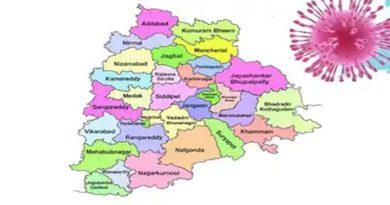 తెలంగాణలో ఒక్కరోజే 1213 కేసులు నమోదు