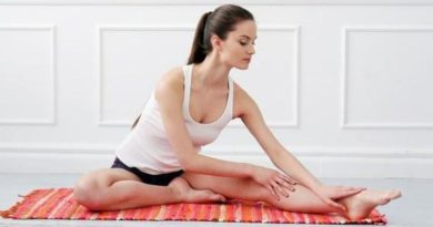 Beauty and health with exercise