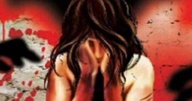 Mass rape of a married woman