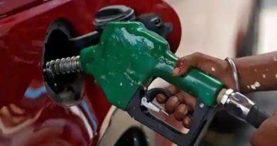 Rising petrol prices again