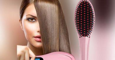 The comb has a history