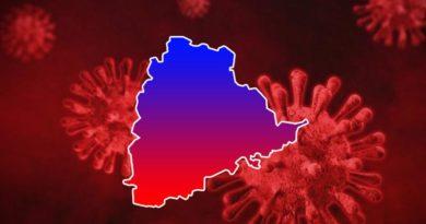తెలంగాణలో కొత్తగా 2,478 మందికి కరోనా
