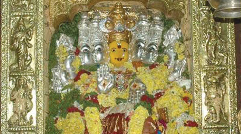 Gayatri Devi Alamkaram-