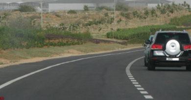 ఆరంగర్ - శంషాబాద్ ప్రధాన రహదారి బ్లాక్