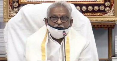 టీటీడీ చైర్మన్ వైవీ సుబ్బారెడ్డికి కరోనా