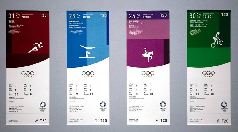 Tokyo Olympics ticket refunded