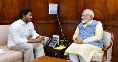 ప్రధాని మోడితో సిఎం జగన్ సమావేశం