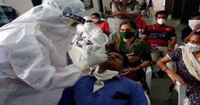 భారత్లో కొత్తగా 81,484 మందికి కరోనా