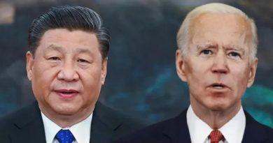 China friendly anthem for US new president