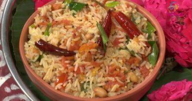 Tomato Pulihora