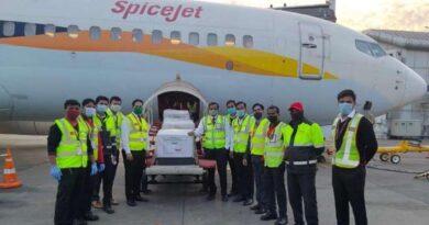 Corona vaccine arrives in Delhi