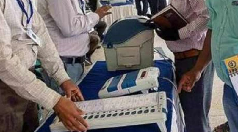 Counting of votes in elections