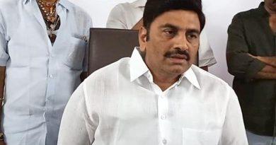 MP Raghuram Krishnaraja