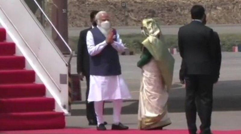 Modi 2-days visit to Bangladesh