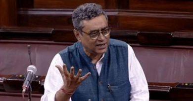 రాజ్యసభకు స్వపన్ దాస్గుప్తా రాజీనామా