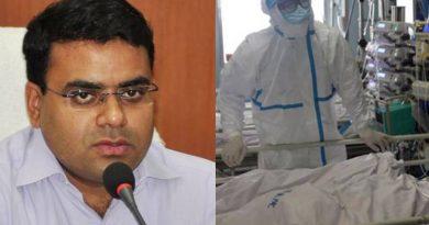 53 hospitals are ready for corona treatment -Guntur District Collector Vivek Yadav