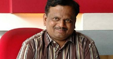 Film Director KV Anand -File