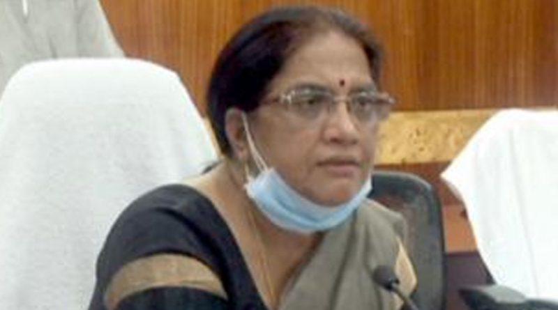 Neelam Sahni takes over as SEC of AP